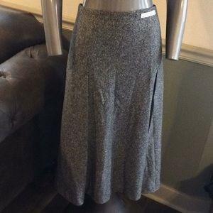 NWT Pendleton Woolen Mills Classic A-Line Skirt